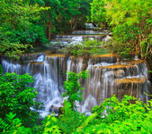 Huay cachoeira de kamin mae — Foto Stock
