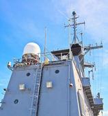 Radar tower — Stock Photo