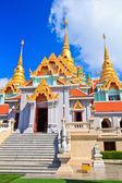 Temple Wat Maha Chedi — 图库照片