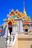 Tempel wat maha chedi — Stockfoto