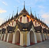 Loha Prasat Metal Palace — Stock Photo