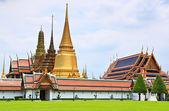 エメラルドの仏の寺院 — ストック写真