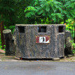 Trash can — Stock Photo #38189955