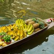 Stock Photo: Damnoen Saduak Floating Market