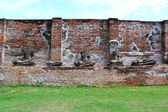 Old Temple — Zdjęcie stockowe