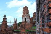 Alter tempel — Stockfoto