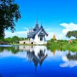 Sanphet Prasat Palace — Stock Photo #38807601
