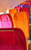 飛行機の座席 — ストック写真