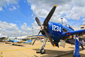 Grumman F8F Bearcat — Stock Photo