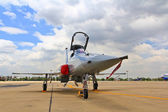 Cerebration of 100 year of Royal Thai air force (RTAF) — Stock Photo