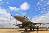 F-16 airplane — Stock Photo