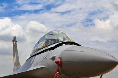 F-16 airplane