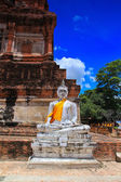 Antigo templo — Foto Stock
