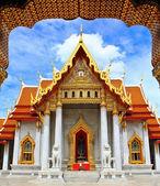美しいタイの寺院 — ストック写真