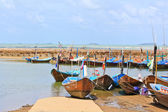 Fishing boats — Foto Stock