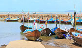 Fishing boats — Photo