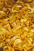Durian frito condimentado con sal — Foto de Stock
