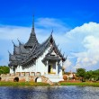 Stock Photo: Sanphet Prasat Palace Bangkok