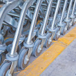 Shopping carts — Stock Photo #40045299