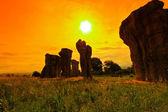 Stonehenge of Thailand — ストック写真
