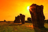 Stonehenge of Thailand — Stockfoto