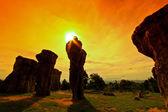 Stonehenge of Thailand — Stock Photo