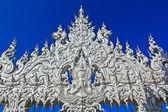 Wat Rong Khun — Foto de Stock
