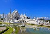 Wat Rong Khun — Stock Photo