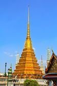 Pagoda at Wat Phra Kaew — Stock Photo