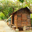 Wooden house — Stock Photo #40812427