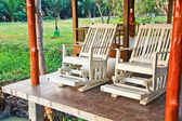 2 chairs — Stock Photo