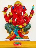 Elephant-headed god Chachoengsao — Foto Stock