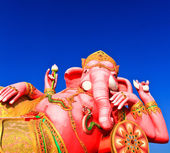 Elephant-headed god — Stock Photo