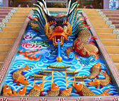 Chinese dragon — Photo