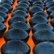 Black stones — Stock Photo #40875333