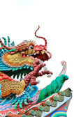 Decoración del dragón — Foto de Stock