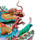 Dragon decoration — Stock Photo