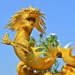 Golden dragon — Stock Photo #40997281