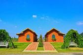 Farmhouse — Foto de Stock