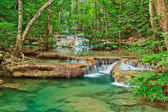 Erawan cascata — Foto Stock