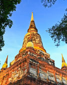 Buddha monument — Foto de Stock