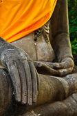 Рука Будды — Стоковое фото