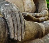 Buddha hand — Stock Photo