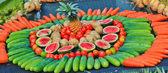 Fair fruit — Stock Photo