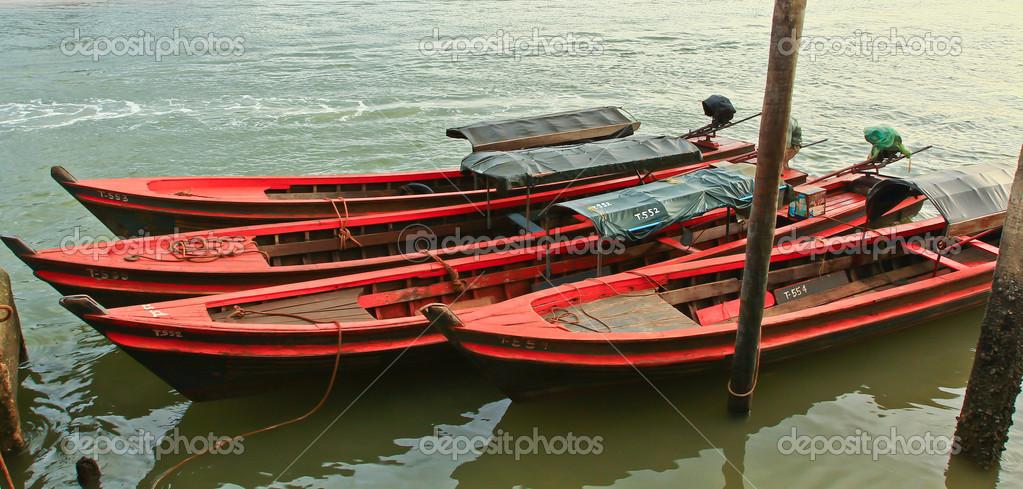 традиционные лодки мира