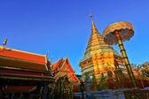 Templo tailandés wat doi suthep — Foto de Stock