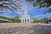 церковь christ — Стоковое фото
