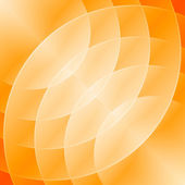 Orange abstract design — Stock Photo