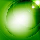 Green abstract — Stock Vector