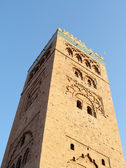 Koutoubia mosque in Marrakesh, Morocco — Stock Photo